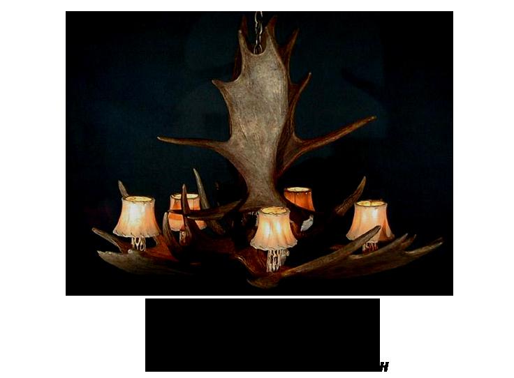 moose-antler-chandeliers-1