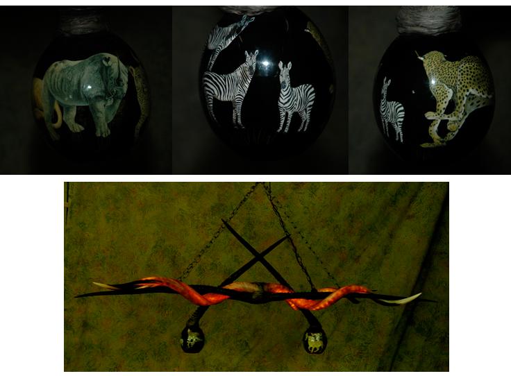 rustic-kudu-horn-chandeliers-11