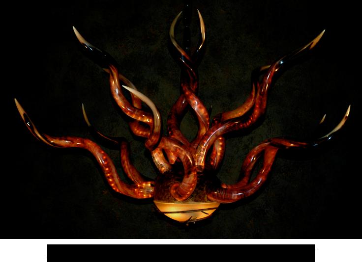 rustic-kudu-horn-chandeliers-5